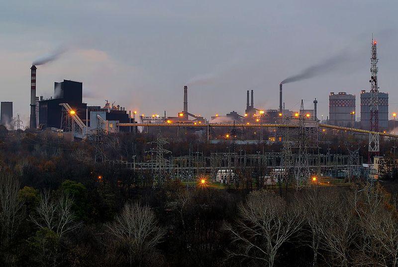 A Dunaferr hétezernél több dolgozót foglalkoztat. Fotó: castellum.do