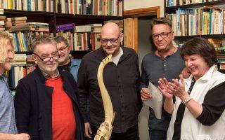 ELEFÁNTYUK – Az ÉSTE formáció az utolsó előtti díjazott