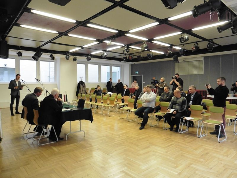 A projektnyitó résztvevői. Fotók.: a szerző