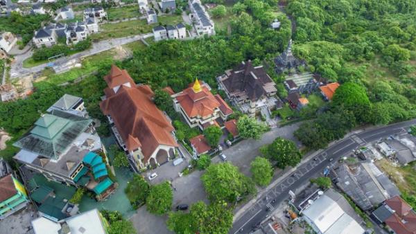 Puja Mandala. Fotók: a szerző, internet