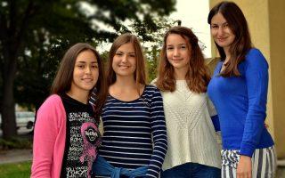 PÁLYÁZAT – Angolul tanuló diáklányok jelentkezhetnek