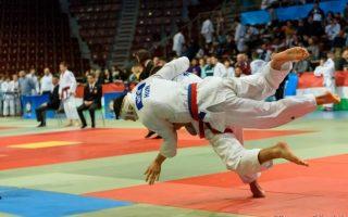 VESZPRÉM ARÉNA – Judo hétvége