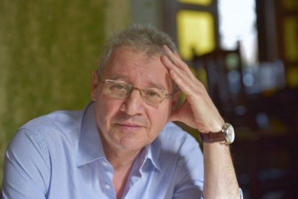 Gábor György. Fotó: zarojel.hu