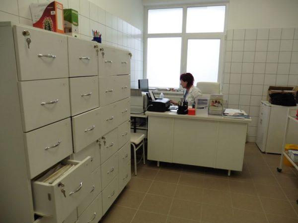 A XXI. századi követelményeknek megfelelően újították fel a dózsavárosi rendelőket. Fotók: a szerző