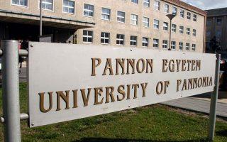 PANNON EGYETEM – Több mint egymilliárd az oktatás minőségének javítására