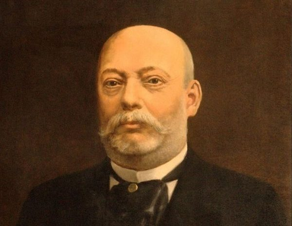 Eötvös Károly politikus, ügyvéd, író, publicista, országgyűlési képviselő