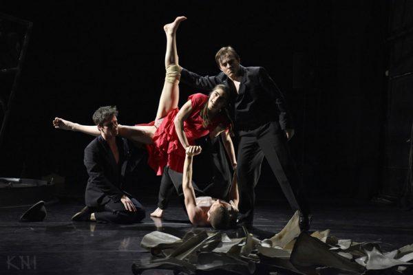 A Forte Társulat a Vaterland című előadással jön a táncfesztiválra. Fotó: KNI Pictures