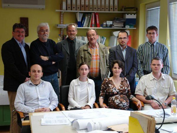 A csapat. Fotók: Multiform Kft.