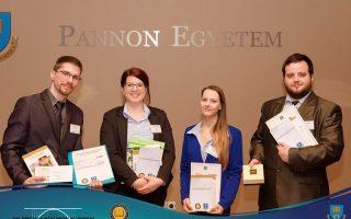 PANNON EGYETEM – Hét céget vásároltak az egyetemisták
