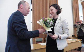 SZIVERI2018 – Terék Anna kapta a Sziveri-díjat
