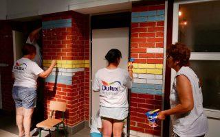 PÁLYÁZAT – Településszépítők támogatása festékkel