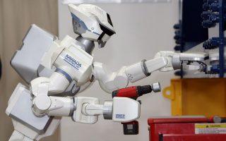 FELMÉRÉS – A robotok átveszik az irányítást?