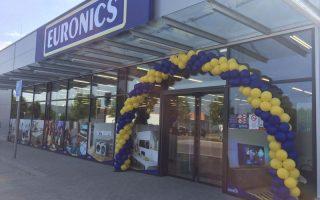 EURONICS – Új helyen, saját üzletben