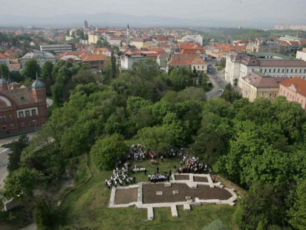 Szent Miklós szeg. Fotó: veszpreminfo.hu