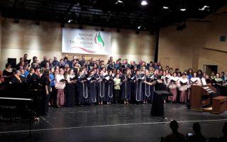 KÓRUSFESZTIVÁL – Nyelvében él a nemzet, dalában él az ifjúság