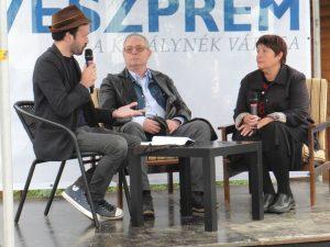 Czinki Ferenc, Spiró György és Kéri Piroska