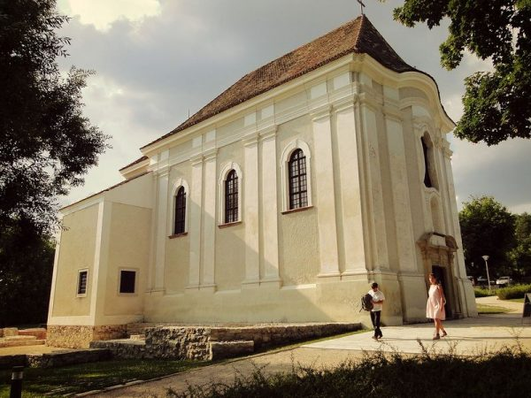 A vasárnapi koncert helyszíne. Fotó: Csabai Máté/fidelio.hu