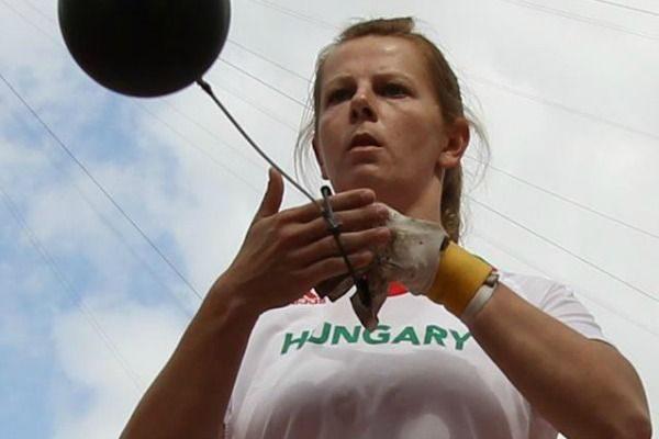 Orbán Éva a 2012-es londoni olimpián