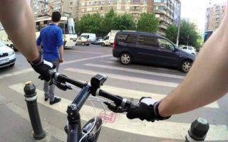 """BRINGÁSOK – Miért jön a """"semmiből"""" a biciklis?"""