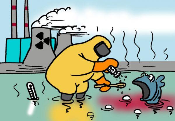 Paks leállása gyakorlatilag katasztrófa lenne a hazai villamos-energiaellátás szempontjából. Pápai Gábor rajza