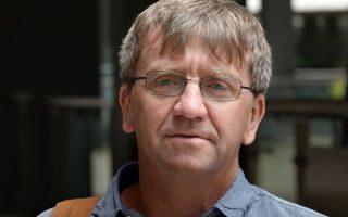ÍRÓPORTRÉK – Találkozás a Boldog észak írójával