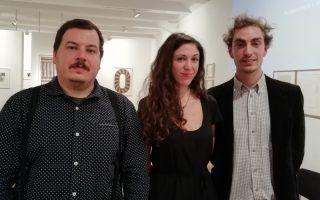 SZÉKI PATKA-DÍJ – Fiatal publicisták gondolatai képzőművészeti alkotásokról