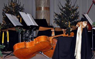 ZONTA ADVENT – Gyertyafényes Mendelssohn-koncert az aulában