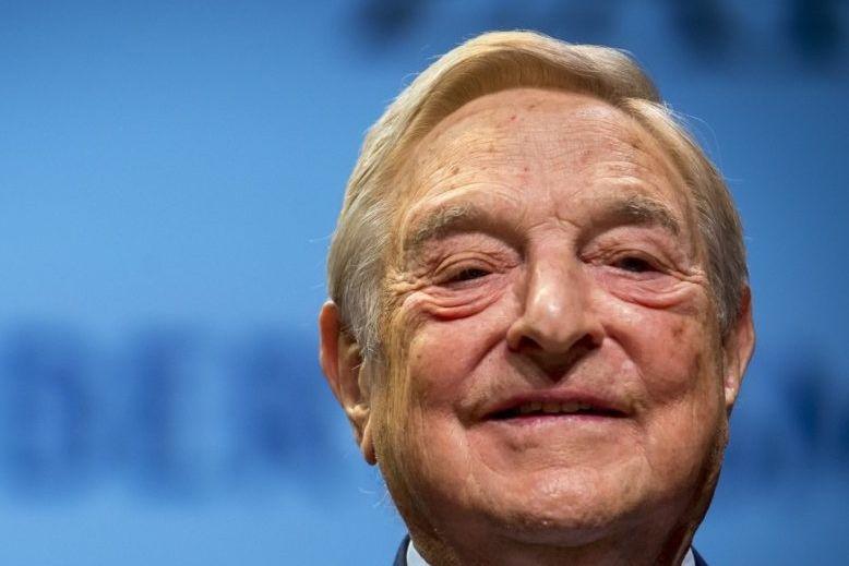 Soros György, a mumus. Fotó: forbes.hu