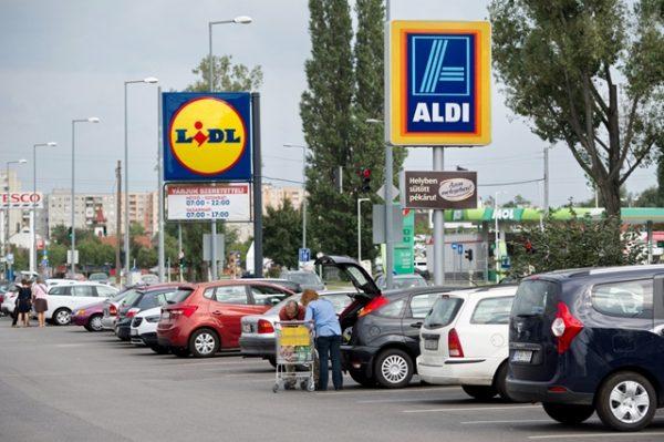 Idén az Aldiban és a Lidlben volt érdemes munkát vállalni. Fotó: hvg.hu/Fülöp Máté