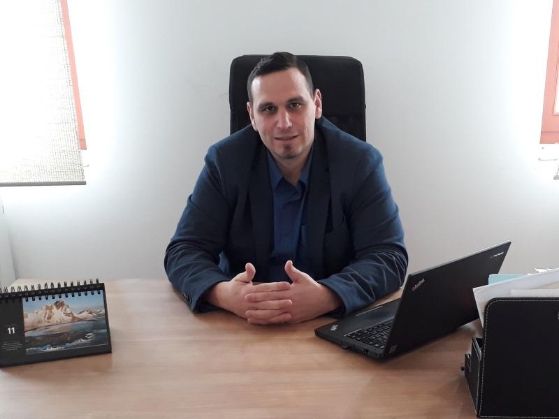 Németh Attila, a VEDAC ügyvezető igazgatója. Fotó: VEDAC