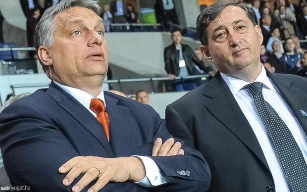 A miniszterelnök és a gázszerelő. Fotó: nyugat.hu