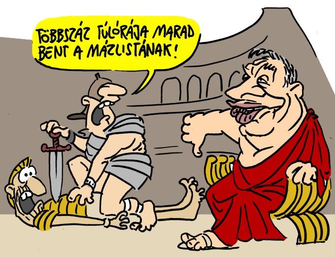 Pápai Gábor rajza