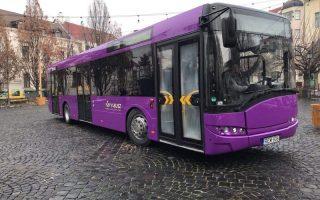 V-BUSZ – A buszvezetők egyötöde hiányzott csütörtökön