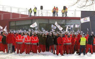 NYOMTASSTEIS – Egy országos sztrájkba akár a kormány is belebukhat