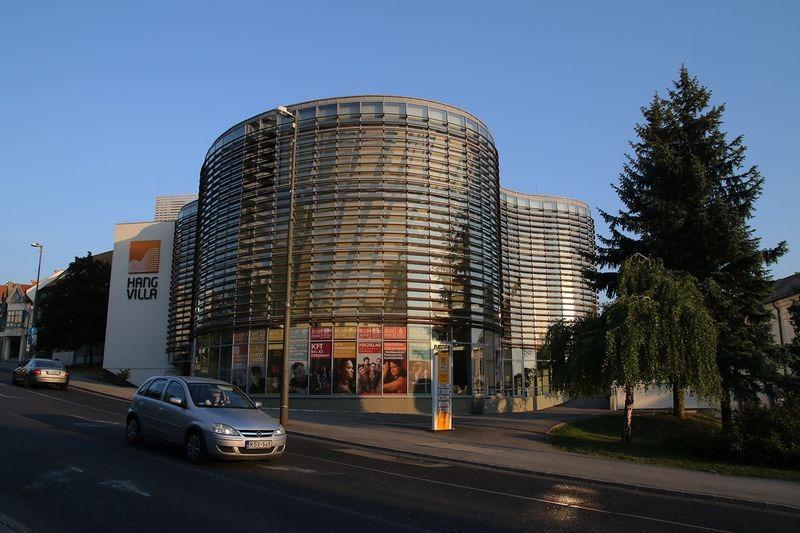 Kultúrára, közművelődésre idén 2,7 milliárd forintot fordít a város a költségvetéséből. Fotó: Veszprém Kukac archív