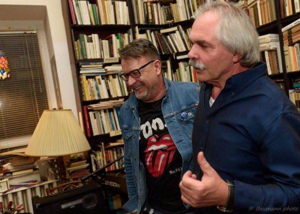 Süle Zsolt és Kovács Attila. Fotók: Baumann Béla