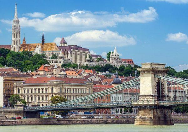 A hazai turisták legkedveltebb célpontja Budapest. Fotó: internet