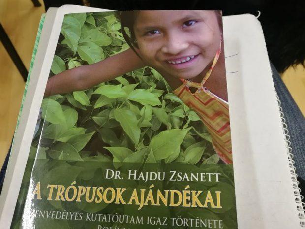 Dr. Hajdú Zsanett könyve