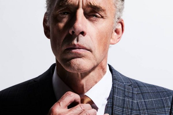 Jordan B. Peterson. Fotó: gq-magazine.co.uk/Nigel Parry