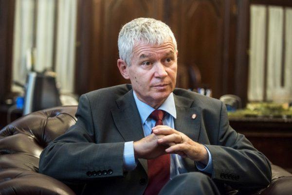 Polt Péter legfőbb ügyész. MTI Fotó: Marjai János