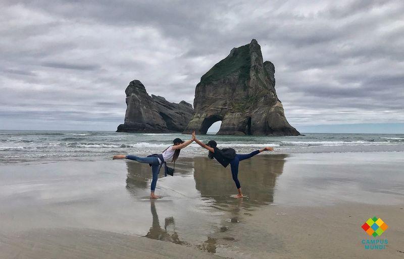 Simon Anna Új-Zélandon készítette ezt a fotót