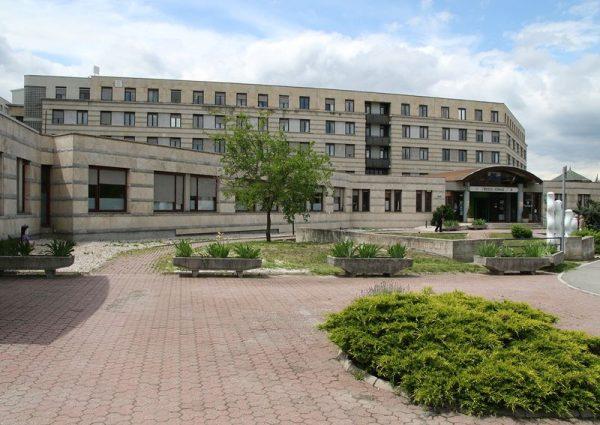 Válaszokat várunk a kórház főigazgatójától. Fotó: Veszprém Kukac archív