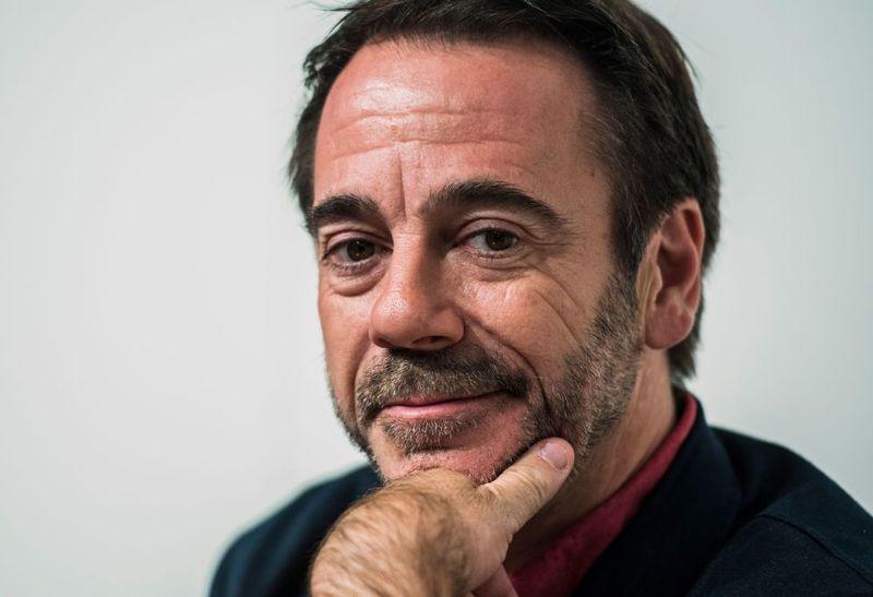Michel Bussi jelenleg a legolvasottabb francia krimiszerző. Fotó: John MacDougall/AFP