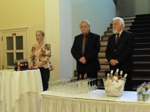 Palásti Renáta, Kossuth Tivadar és Lengyel Ernő