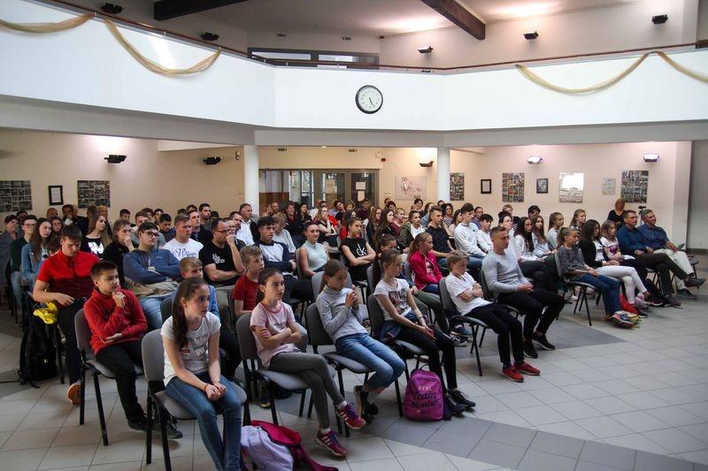 A VEDAC közgyűlése a Simonyi iskolában. Fotók: Wolf Attila