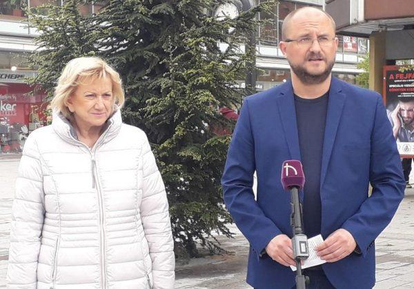 Veszprém az otthonunk, nekünk itt van feladatunk, amivel hozzájárulhatunk, hogy Európa zöld legyen – mondta Gerstmár Ferenc