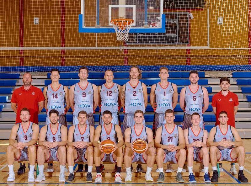 A csapat. Fotó: Hoya-Pannon Egyetem Veszprém