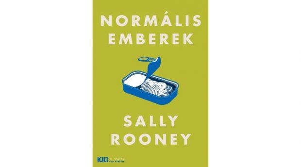 Sally Rooney Normális emberek fedél