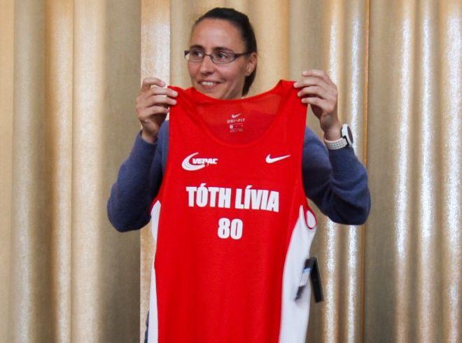 Tóth Lívia elképesztő csúcsot tart azzal, hogy 2002 és 2010 között fő számában, 3000 méter akadályon és a középtávfutó számokban hazánkban veretlen volt. Fotó: VEDAC