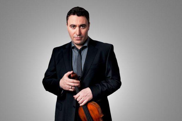 Az idei Auer Fesztivál legnagyobb sztárja Maxim Vengerov hegedűművész lesz. Kép forrása: auerfesztival.hu